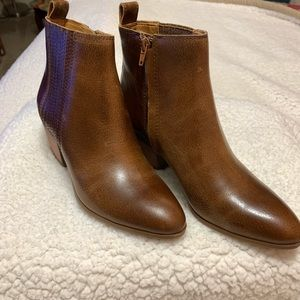 Frye Ankle Boots Size 8 Never Worn NWB